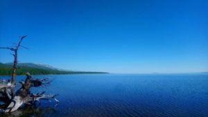 See in der Mongolei
