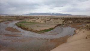 Khongor Fluss