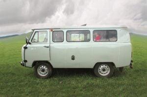 UAZ Fahrzeug