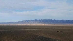 Berge in Gobi