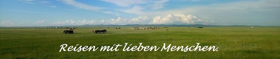 Deine Mongolei Motto