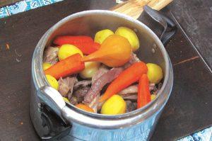 Mongolische Küche