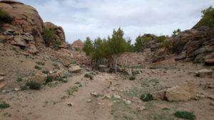 Tempel Ruinen Baga Gazar
