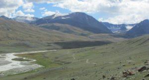 Altai Reise
