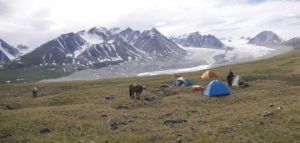 Campingurlaub Reise