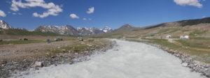 Tsagaan Fluss Altai