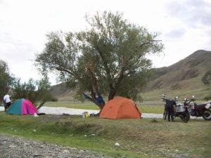 Offroad-Abenteuer in der Mongolei