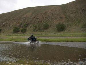 Offroad-Abenteuer Mongolei