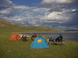Offroad-Tour Mongolei